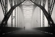 Bridges / Beyond the bridge lies your wildest dreams.  / by Jo2theD