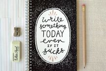 Notebook for emily
