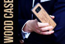 Wood Case : drewniane etui do telefonów
