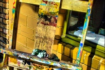 Easel / Paint