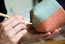 Ceramics: Printmaking