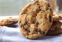 dolci biscotti burro arachidi