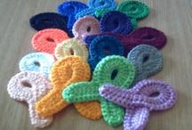 crochet/knitting / by Kelly Hébert