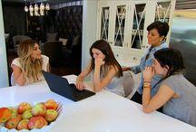 Kardashians interior