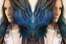Leah dip dye style