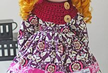 """Olivia and Bella Doll Clothing / Handmade doll clothing to fit most 18"""" dolls including popular brands like AG and Waldorf Inspired dolls. Please visit my Shop at oliviaandbella.design."""