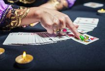 Tarot Card Reader / We offer Tarot Card Readers for events across Toronto and it's surrounding cities.