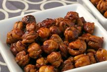 Roasted Chickpeas Recipes