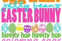 Easter and Spring: Printables