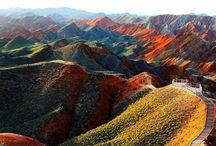 """CHINY / przepiękne miejsca, które muszę kiedyś zobaczyć """"na własne oczy"""" :)"""