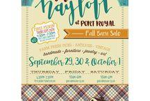 The Hayloft Fall 2016 / Barn Sale