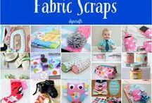 fabric scrap busting