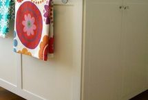 Sewing Craft Room Inspiration / A hodge podge of ideas for my dream sewing space / by Stephanie V