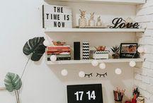 Desk Area-ideias