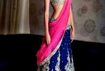 Stunning indian wear