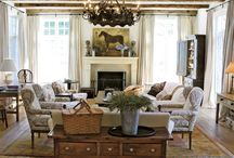 Laura's House: Family Room / by Heidi Sentivan