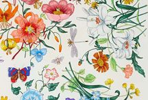 Prints - Fabulous Floral / Floral prints. We especially love vintage and oriental floral prints. Another way to bring the botanical world into the home.