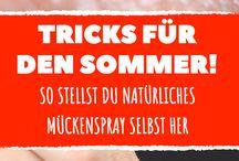 Sommer Tricks