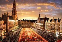 Bélgica / Um lugar multicultural, pitoresco e moderno. Com uma identidade única que encanta a cada olhar. Conheçam a magia Belga!