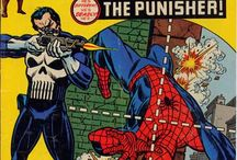 The Punisher / First created by Gerry Conway in Amazing Spider-Man #129, the Punisher has become a Marvel icon.