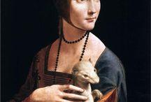 """Works of  """"Leonardo Da Vinci"""""""