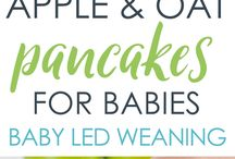Baby and Kid Friendly Recipes