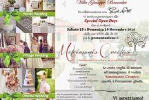 Matrimonio Creativo | Special Open Days
