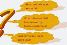 Top 5 Could Based Free CRM Software that every SME should try!!