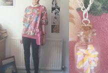 Moda: outfits | primavera