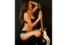 Guitars and babes