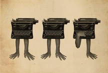 On Writers and Writing... / by Heather Ramage
