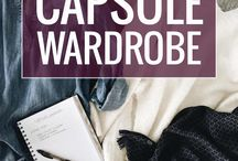Less is more / Capsule wardrobe