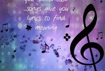 Songs / by Pamela Diane Anderson