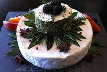 Cakes from Cheese / Celebrate with Cheese