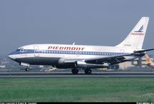 piedmont airlines\flying days