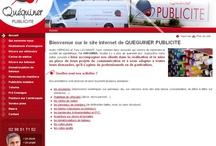 Communication - Sites Internet / Sites Internet crées par Cognix Systems, SSII située à Rennes et Brest, pour les entreprise de la communication