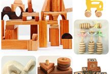 Handmade American Toys: Wood, stuffed, organic, educational / The finest handmade american toys for children that meet the highest standards of quality, purity, function and playtime.