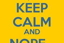 Keep calm and........?