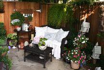 Garden ideas / by Cheryl Lurie