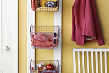 Organization and Storage / by Amy Haskell