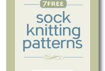 Knit for Legs and Feet / Socks, slippers, boot cuffs, leg warmers