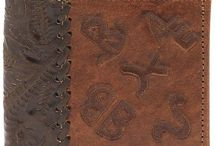 American West - Leather for a Lifetime / Fine vegetable-tanned, hand-tooled leather goods from the artisans of American West including men's and women's wallets, luggage and hand bags. Each piece is made by hand, one at a time. All backed by the American West Lifetime Guarantee. #handmade #leathergoods