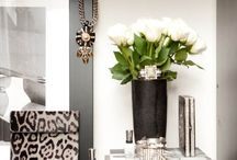 Interiors - Hollywood Glamour