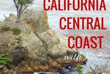 California Central Coast Trip / Monterey, Big Sur, Hearst Castle, Paso Robles, San Luis Obispo, Santa Barbara