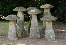 Staddlestones