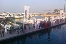 QIBS 2014 / Co-branding between Amer Yachts and F.ll Razeto e Casareto to attend the QIBS 2014 in Lusail Marina, Doha,Qatar