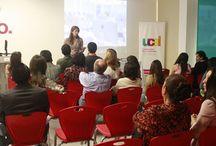 Clausura cursos Programa Educación Continua (PEC) / El 12 de Diciembre se llevó a cabo en nuestro campus de La Molina la clausura de varios de nuestros cursos de nuestro Programa de Educación Continua (PEC) Tanto alumnos como profesores disfrutaron de una velada entretenida y llena de