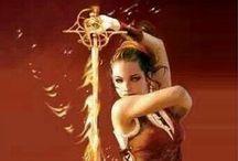 Behold Her Warrior