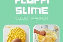 Slime Rezept