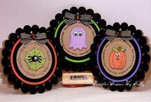 Crafts- Cards- Halloween / by Kandice Hernandez